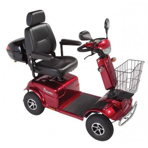 Rascal Pioneer scooter