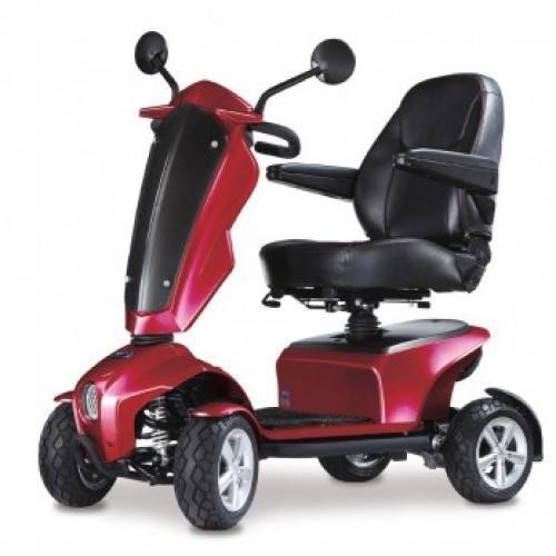 The new TGA Vita Lite is a pioneer in compact mobility scooter design