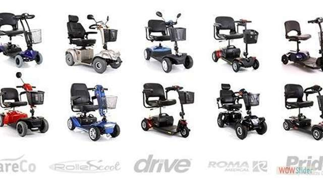 Full scooter range